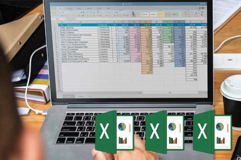 Our Microsoft Excel Advanced course is suitable for those with a sound working knowledge of Excel who wish to progress to the most complicated functions and features.