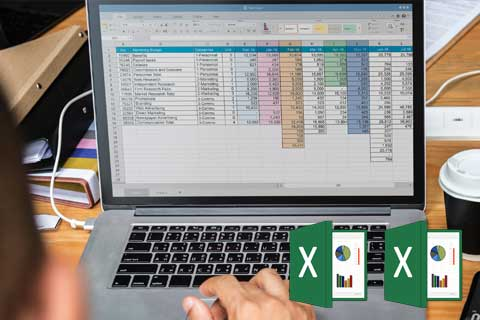 This Intermediate Microsoft Excel course is designed for delegates who have used Excel before and want to expand their knowledge in Improving formatting, organising data, highlighting key information and creating formulas/links between sheets.
